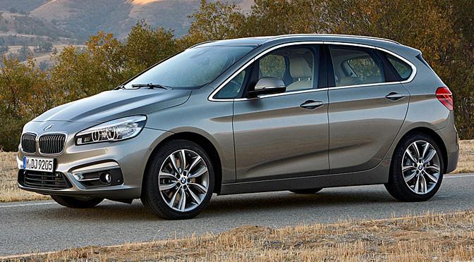 BMW serii 2 Active Tourer – to wcale nie świętokradztwo, a doskonały pomysł