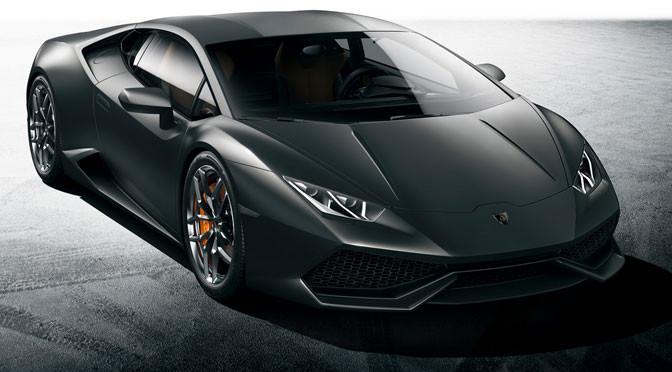 Skonfiguruj sobie Lamborghini Huracan