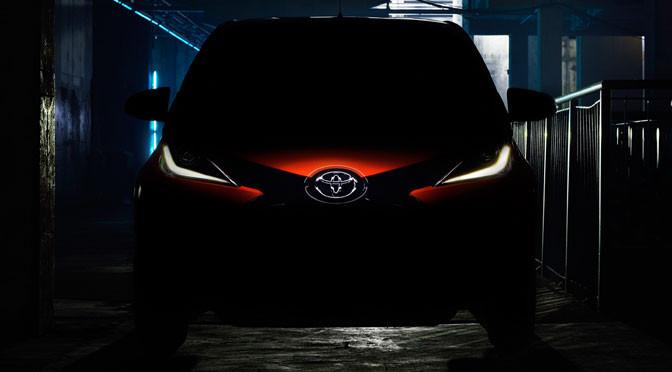Nowa Toyota Aygo – bardzo jestem ciekaw co z tego wyjdzie, a premiera już niedługo