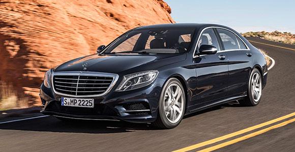 W najnowszym Mercedesie Klasy S automatyczne skrzynie są na porządku dziennym