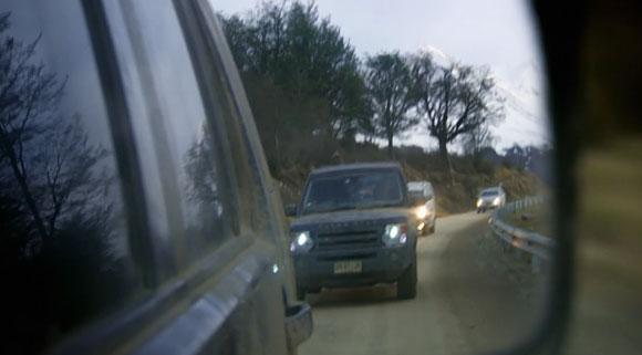 Konwój ekipy Top Gear został zaatakowany