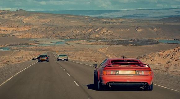 Widoki w Top Gear: Patagonia Special potrafią zapierać dech