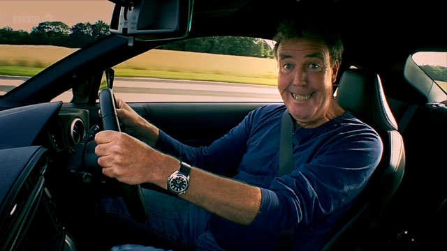 Jeremy Clarkson to ikona Top Gear