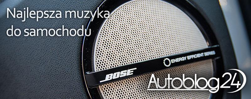 Głośnik samochodowy Bose - najlepsza muzyka