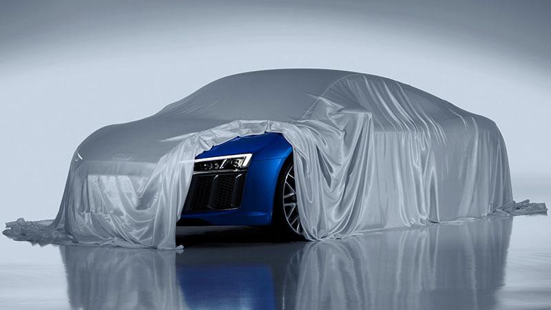 Nowe Audi R8 będzie miało swoją premierę na Geneva Motor Show 2015