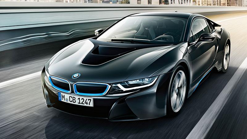 Test BMW i8 w najnowszym odcinku Top Gear
