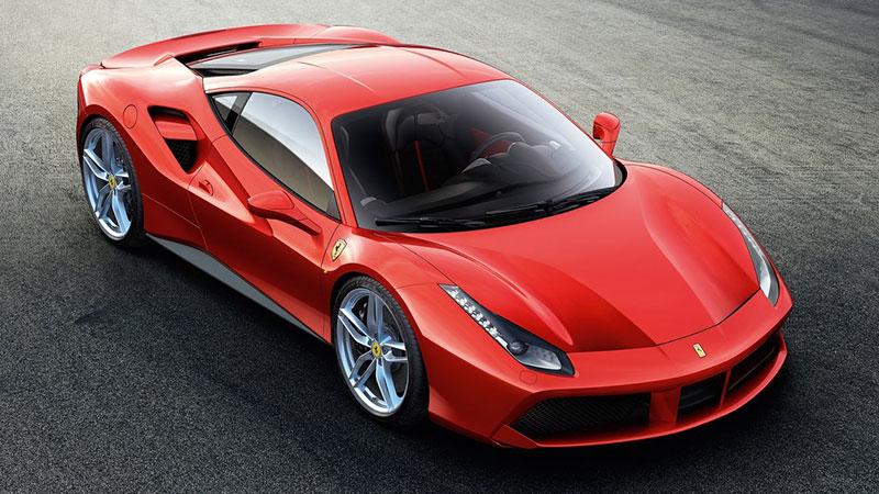 Na Targach w Genewie odbędzie się światowa premiera Ferrari 488 GTB