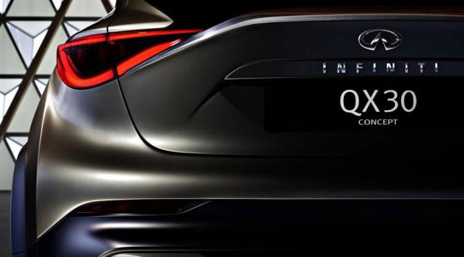 Infiniti QX30 Concept – dla mnie ten crossover mógłby śmiało wejść do produkcji w obecnej postaci