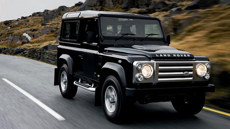 Land Rover Defender - koniec legendy po 67 latach
