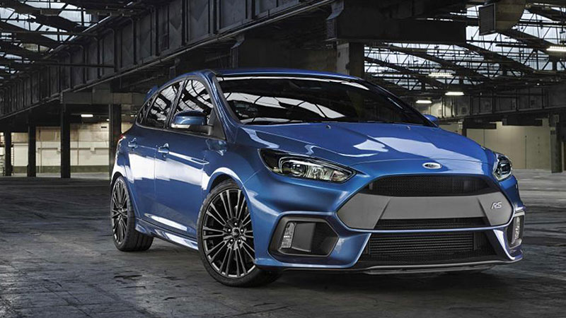 Nowy Ford Focus RS (2015) to naprawdę rasowy hothatch
