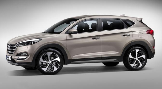 Hyundai Tucson (2015) – pierwsze zdjęcia i informacje. Czy ktoś uwierzyłby jakiś czas temu, że tak będzie wyglądać koreański SUV w 2015 roku?