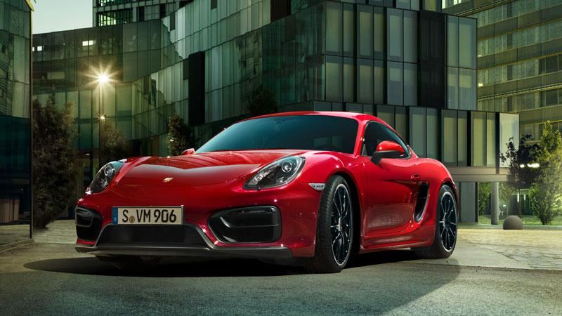 Porsche Cayman GTS vs Chevrolet Corvette - ciekawy pojedynek w nowym odcinku Top Gear