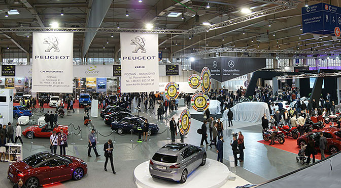 Poznań Motor Show 2015 – największe targi motoryzacyjne w Polsce. 7 powodów dla których warto tam być