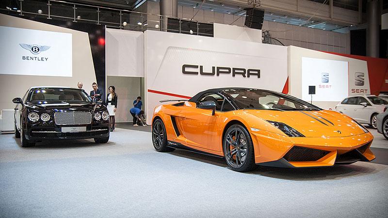 Na Poznań Motor Show znajdzie się też coś dla fanów Lamborghini