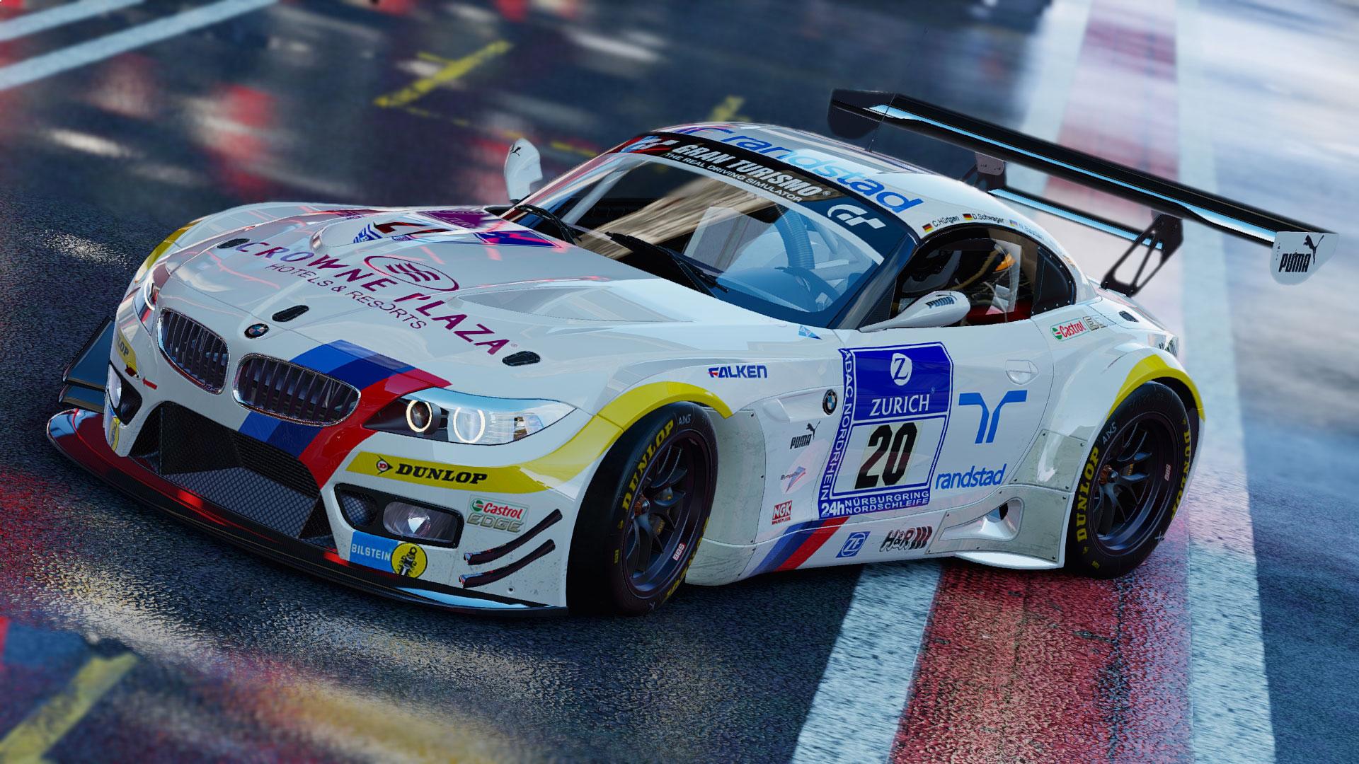W Project CARS nie zabraknie również samochodów BMW z modelem Z4 włącznie