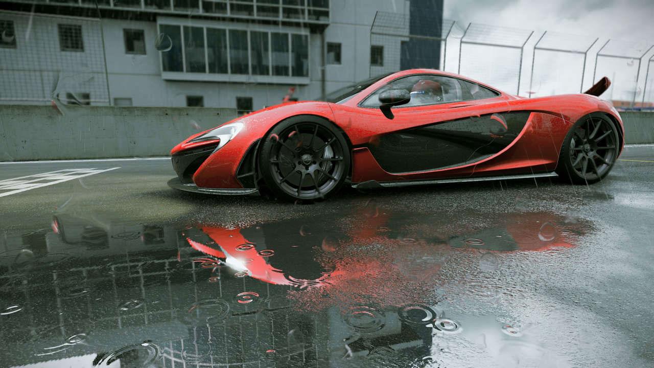 W Project CARS do dyspozycji gracze oddany zostanie McLaren MP4-12C