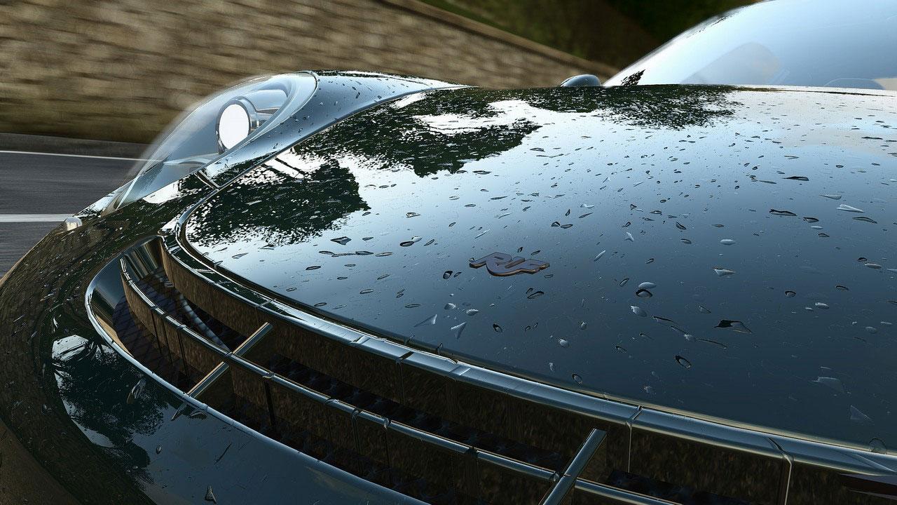 Detale w Project CARS powalają. Tutaj przykład samochodu RUF (Porsche)