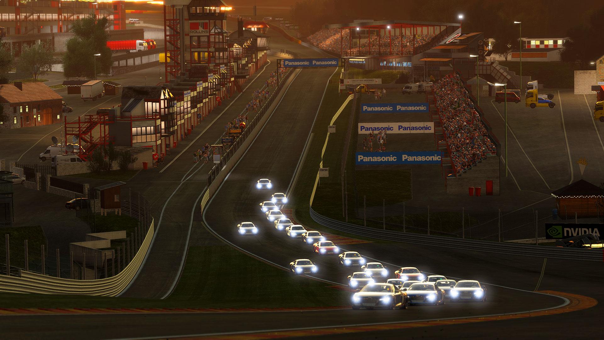 Top Spa-Francorchamps znajdzie się w Project CARS