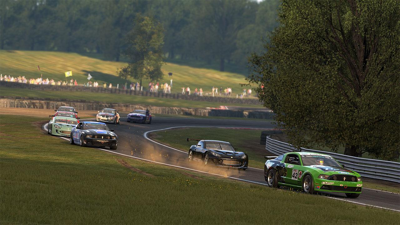 """Na wciśnięcie przycisku """"Race"""" w menu Project CARS będziemy musieli jeszcze trochę poczekać"""