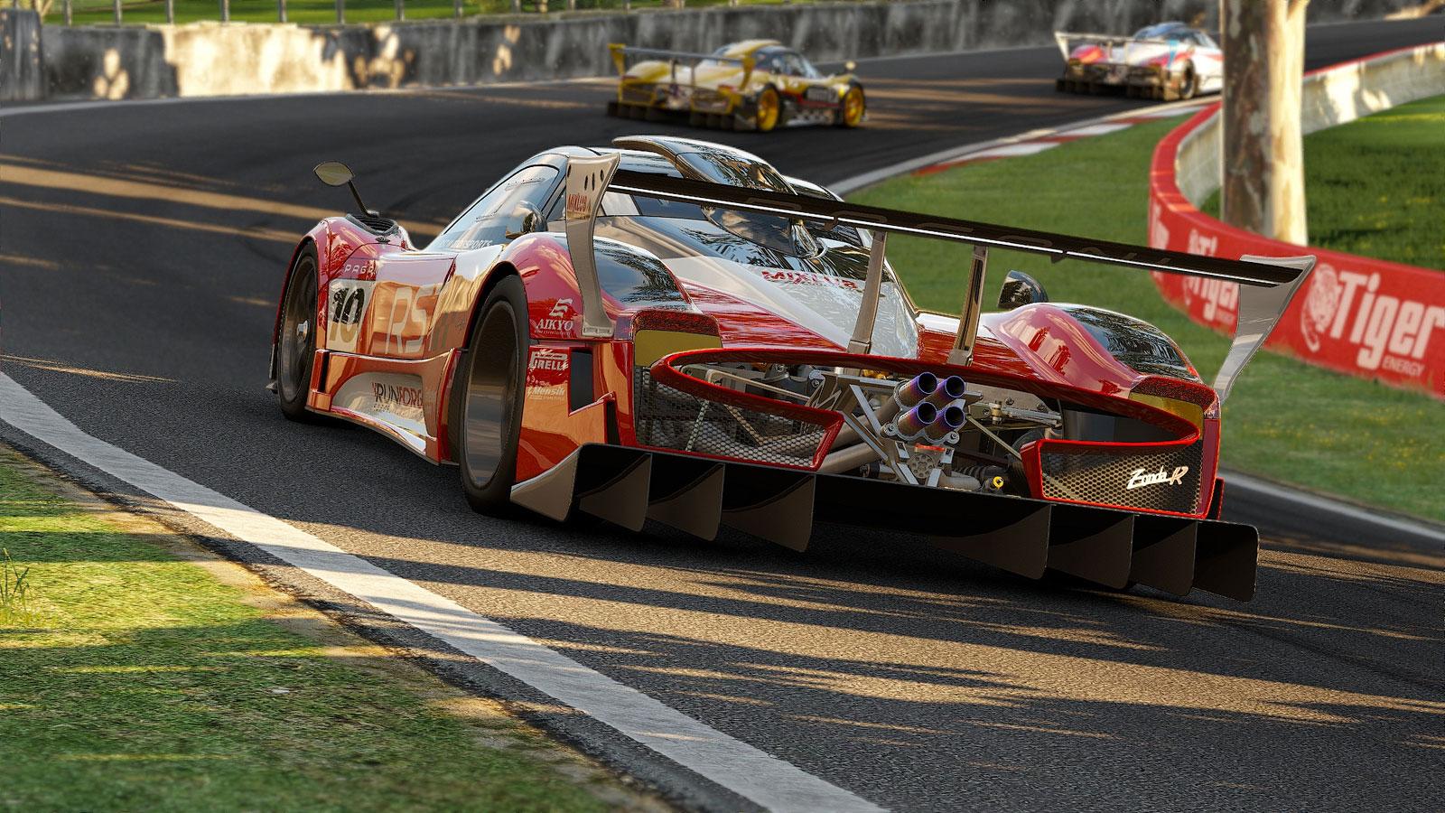 W Project CARS znaleźć będzie można najlepsze samochody wyścigowe