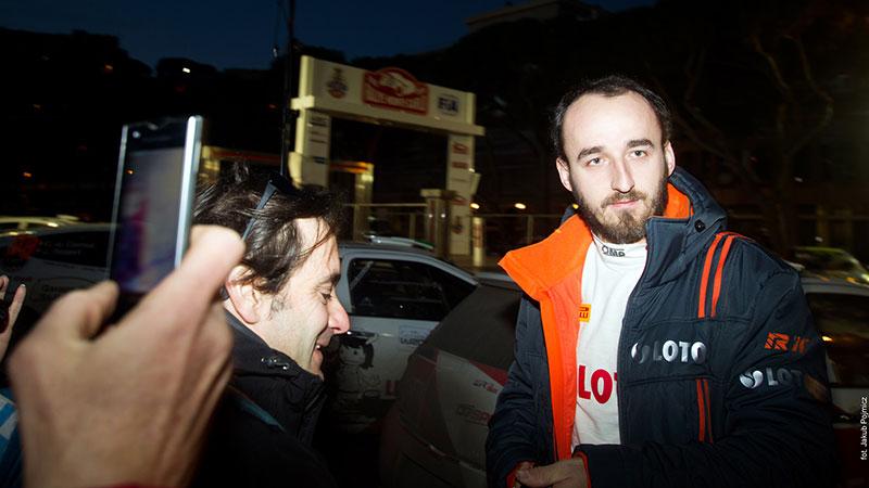 Robert Kubica ma potencjał, aby zostać rajdowym mistrzem świata