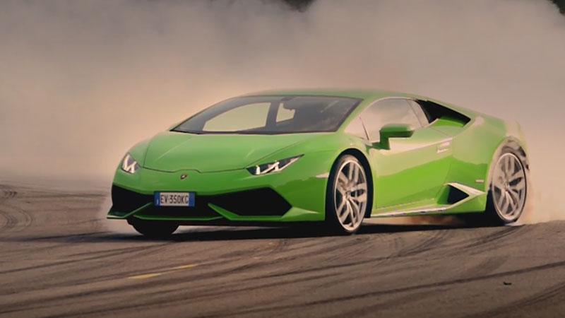 W Top Gear testowane było Lamborghini Huracan