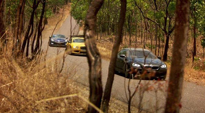 Opinia o Top Gear S22E02 – Australia, BMW, Bentley i Nissan, czego chcieć więcej?