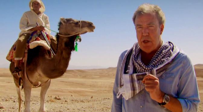 Opinia o Top Gear seria 22 odcinek 5 – z nieba do piekła w 60 minut