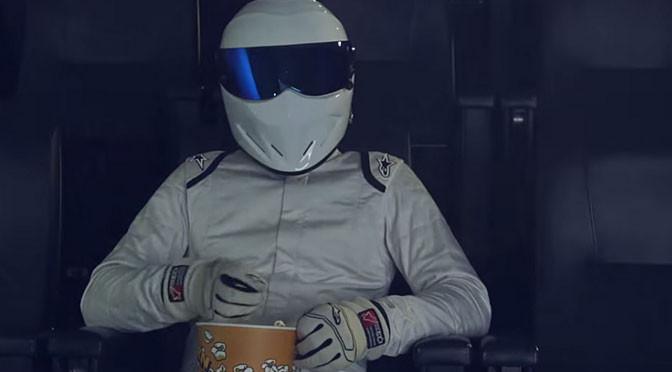 Stig z Top Gear ma swój własny kanał na YouTube!
