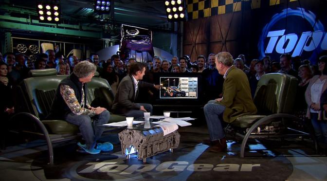 James May – czy Ty też zauważyłeś jego osobliwe buty w nowej serii Top Gear?