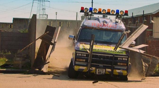 Top Gear seria 22 odcinek 3 – moja opinia – przerobione ambulanse i masa śmiechu