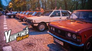 Youngtimer Warsaw – bo stare samochody to klasyki, a nie graty. Wyjątkowe spoty i społeczność w Warszawie