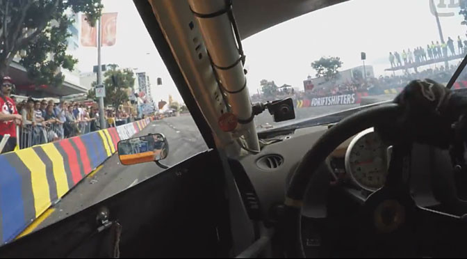 Drift – wideo z przejazdu oczami kierowcy. Taki onboard to ja rozumiem!