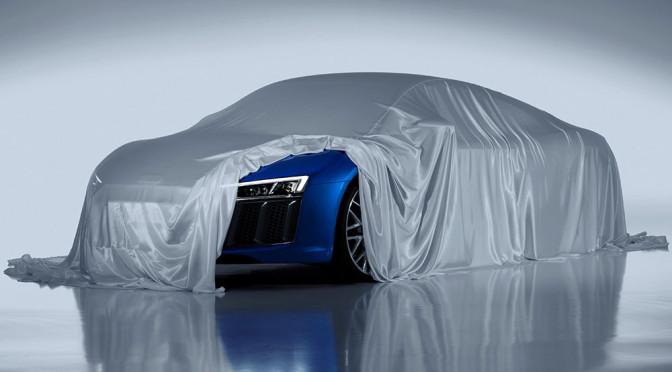 Światła laserowe w nowym Audi R8 – rewolucja, która dzieje się na naszych oczach