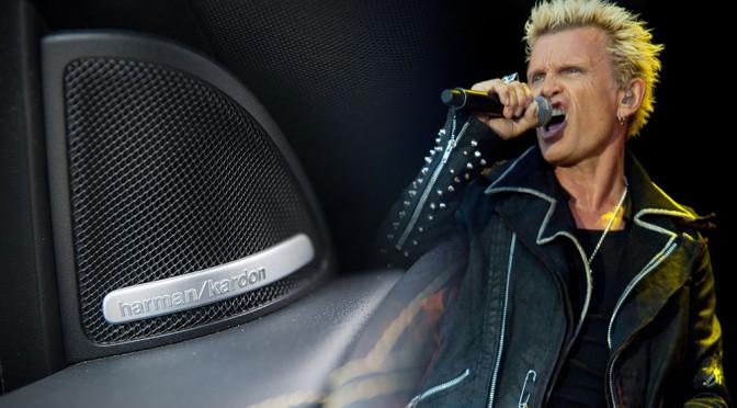 Billy Idol i jego elektryzujące rockowe hity – Najlepsza muzyka do samochodu #11