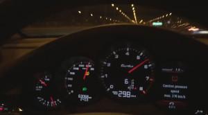 Porsche Panamera, 300 km/h, droga S79 w Warszawie i pozdrowienia dla Bogusia z M3, czyli idealny przepis na obciach