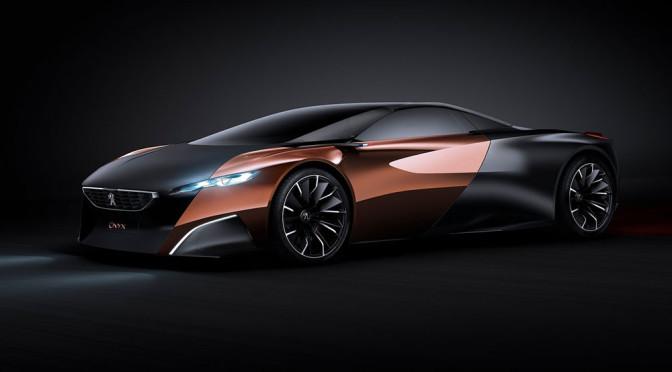 Nowy darmowy samochód w DriveClub – Peugeot Onyx concept – oraz patch 1.12 już w marcu