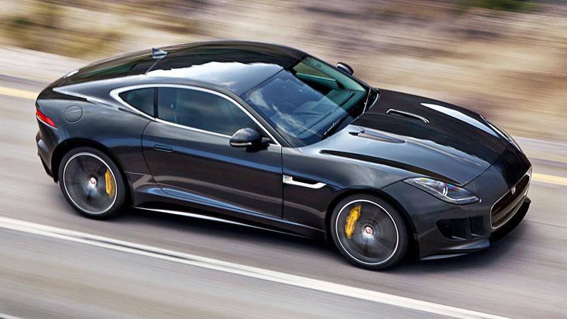 Jaguar F-Type R - jego test znajdzie się w nowym odcinku Top Gear