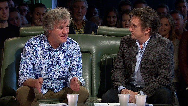 Czy James May i Richard Hammond mogliby prowadzić Top Gear we dwóch?