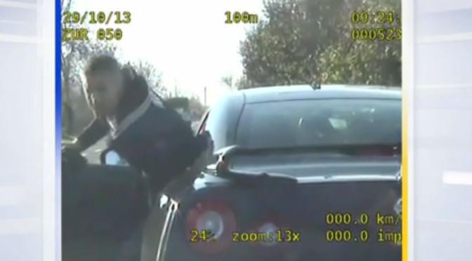 Krzysztof Hołowczyc i przekroczenie prędkości o 114 km/h – po obejrzeniu wideo z zatrzymania jakoś nie chce mi się w to wierzyć