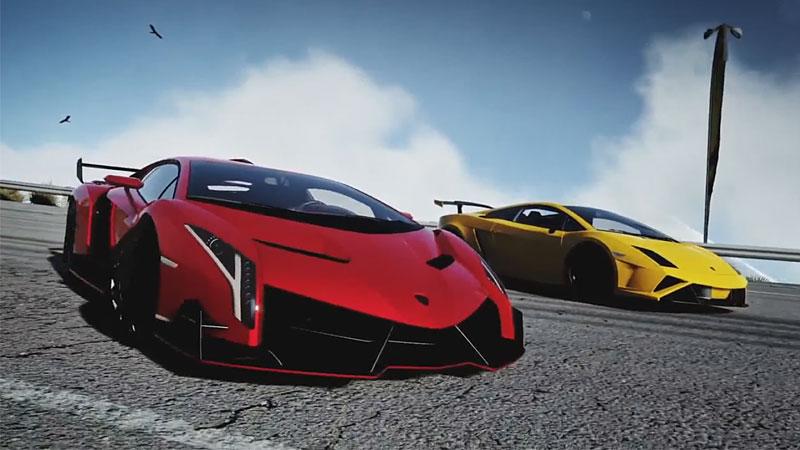 W DLC do DriveClub będzie można przejechać się Lamborghini Veneno