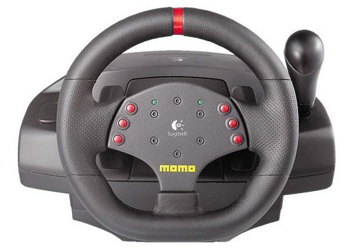 Bardzo dobra kierownica - Logitech Momo Force