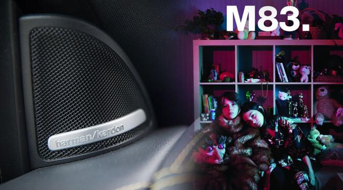 Największe hity M83 - Najlepsza muzyka do samochodu #7