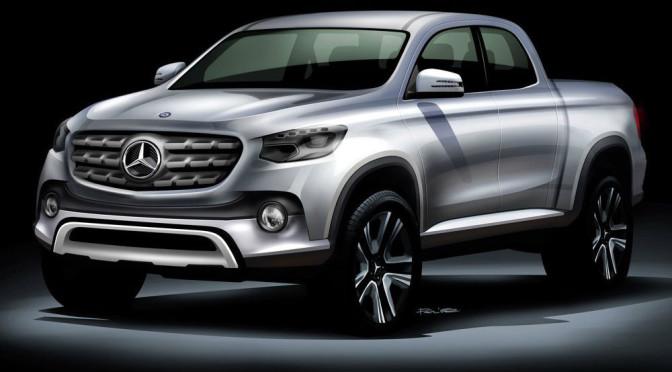 Luksusowy Mercedes w nadwoziu pickup w 2020 roku? To nie świętokradztwo, a świetny pomysł