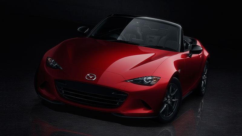 Nowa Mazda MX-5 (2015) wygląda naprawdę rewelacyjnie