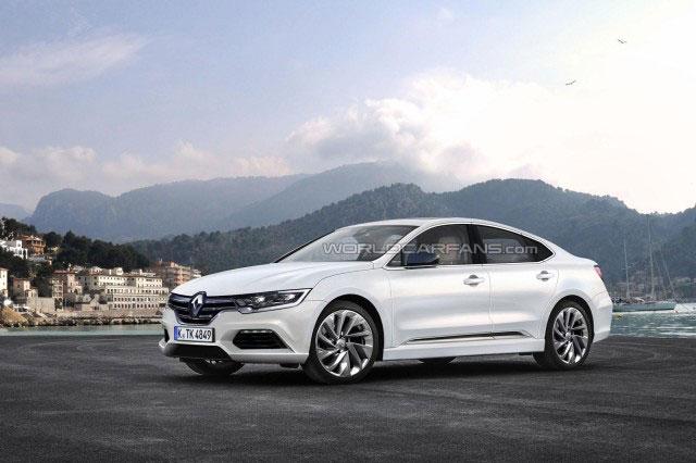 Czy tak będzie wyglądać nowa generacja Renault Laguny?