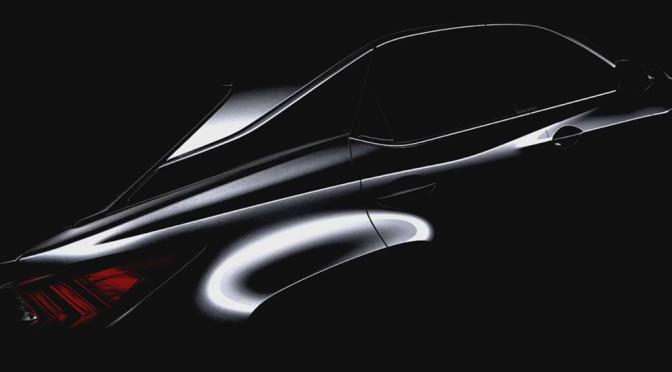 Nowy Lexus RX (2016) według zdjęcia wyciągniętego z zapowiedzi wideo upodobni się do… BMW X6?