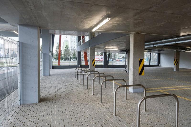 Parking P+R Stokłosy będzie miał przygotowane miejsca na rowery