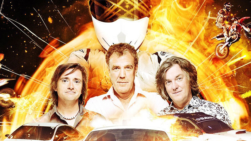 Charyzmatyczni prowadzący to największa zaleta Top Gear Live