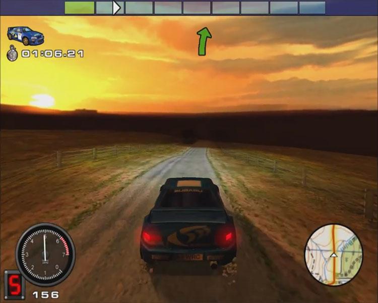 Subaru Impreza również znalazła się w Rally Championship
